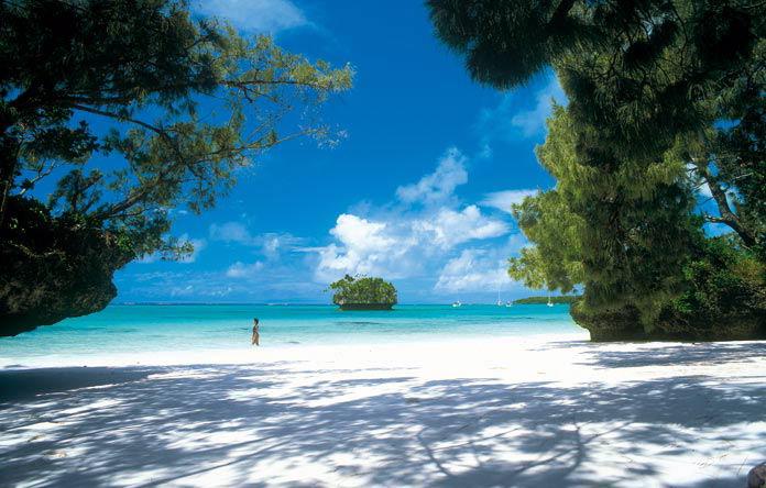 Réserver des vacances en nouvelle-Calédonie