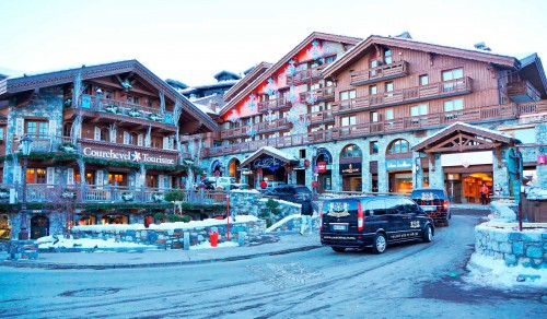 Courchevel : station d'exception