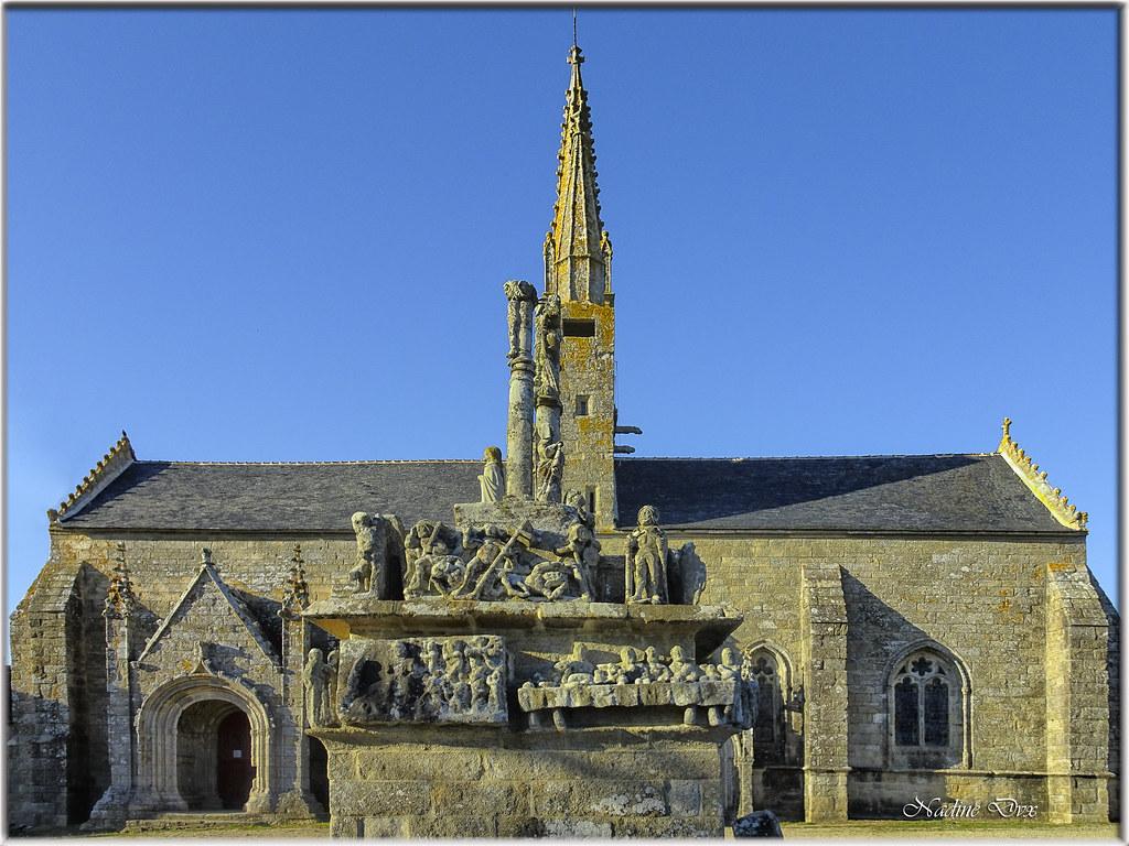La chapelle Notre-Dame-de-Tronoën